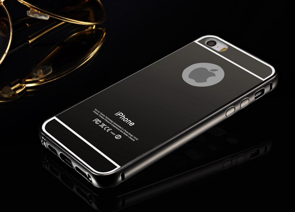 handy h lle f r iphone 5 se 6s plus galaxy s6 edge schutz case h lle bumper glas. Black Bedroom Furniture Sets. Home Design Ideas